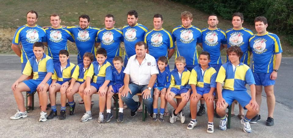 L'équipe Elgarrekin